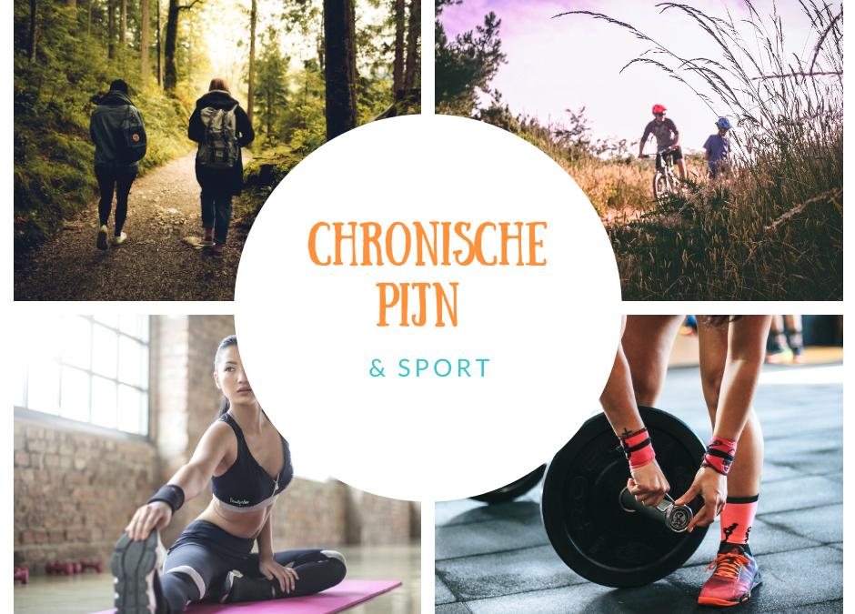 Chronische pijn en sporten